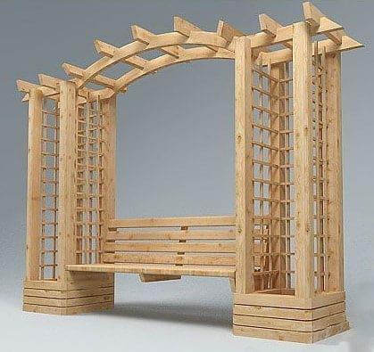 004-3d Models-Arch.Elements-Pergola