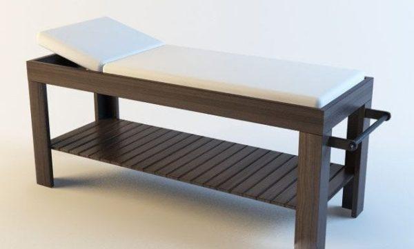 005-3d Models-Beauty-Massage Bed