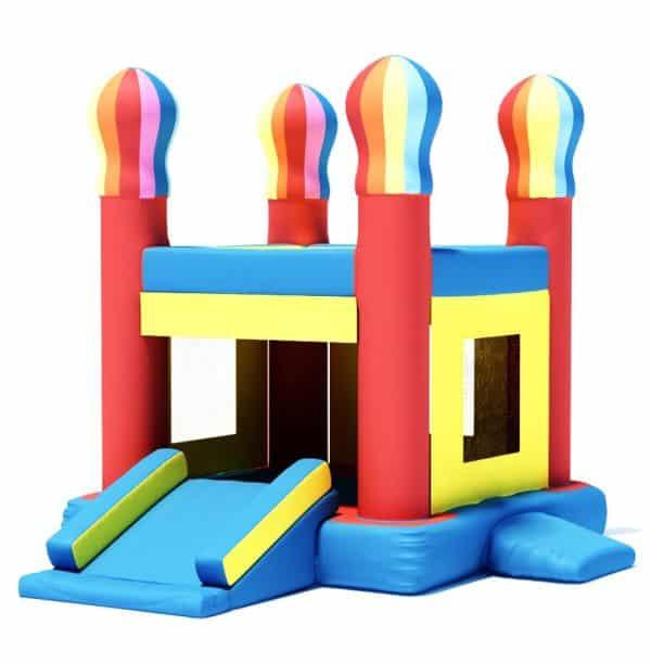 005-3d Models-Children Items-Bouncing Castle