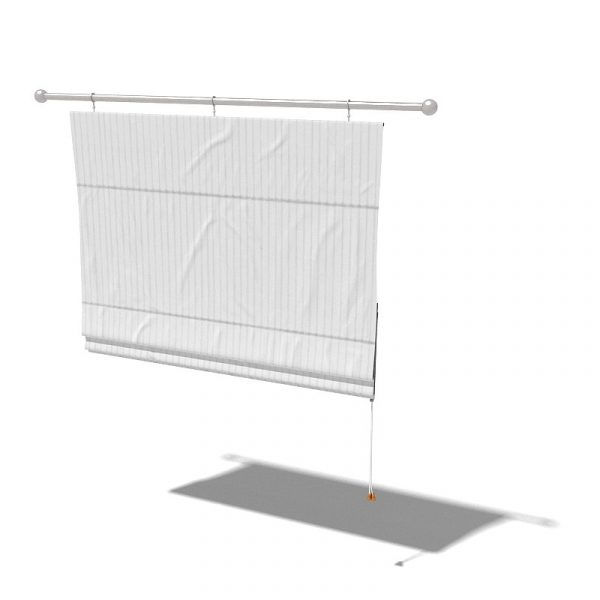 005-3d Models-Curtains