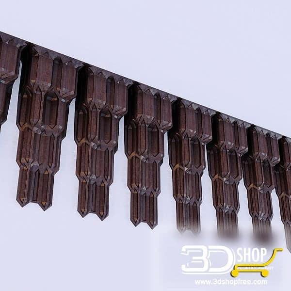 005-3d Models-Decorative Plaster