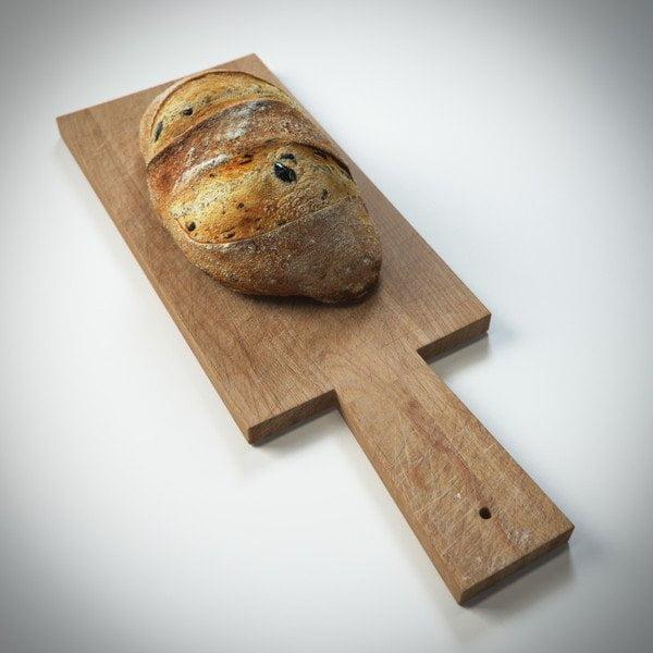 Olive Bread 3d 3d Models 005