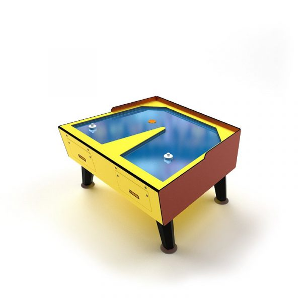 005-3d Models-Sports & Games-Pool Table