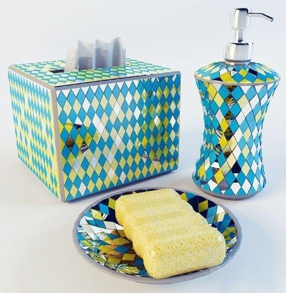 006-3d Models-Bathroom-Accessories