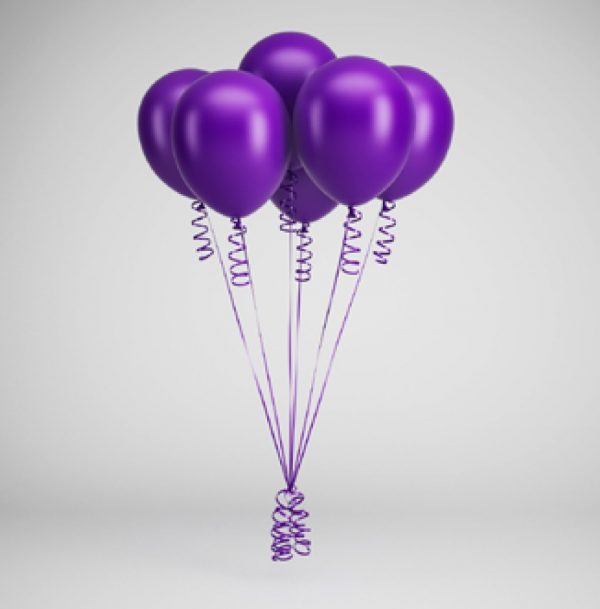 006-3d Models-Party Supplies-Balloons