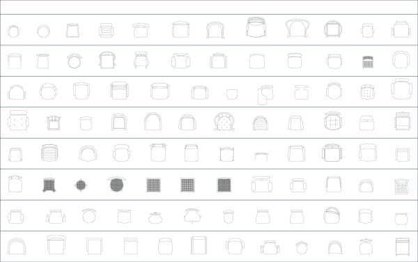 006-Furniture-Cad-Blocks-Chairs-Plan