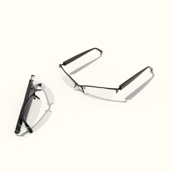 007-3d Models-Accessories-Eye-Glasses