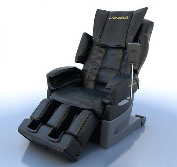 Beauty Massage Chair 3d Model 007
