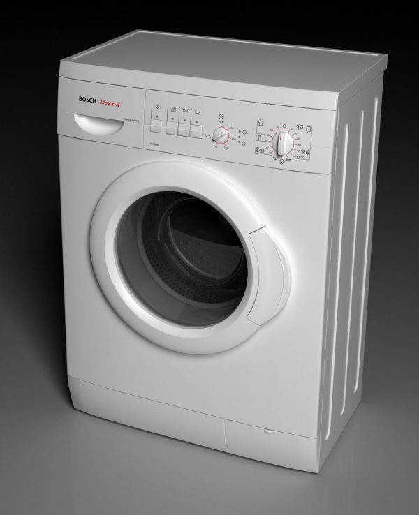 007-3d Models-Technology-Household Appliance-Washing Machine