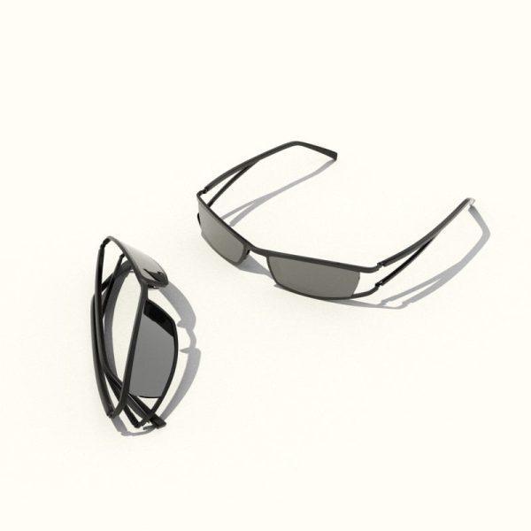 008-3d Models-Accessories-Sun-Glasses