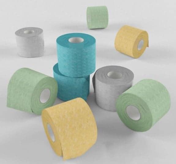 008-3d Models-Bathroom-Toilet Paper