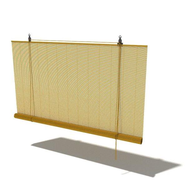 008-3d Models-Curtains