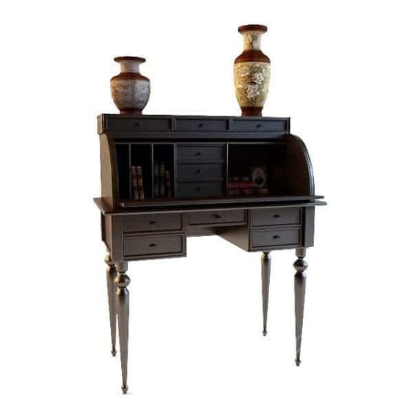 008-3d Models-Furniture-Sideboard & Chest of Drawer