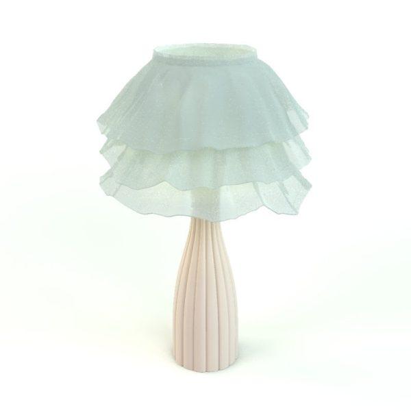 008-3d Models-Lighting-Floor Lamp