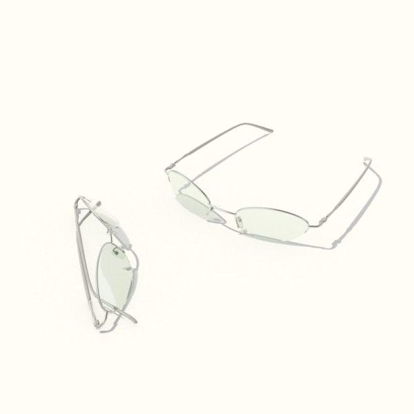 009-3d Models-Accessories-Eye-Glasses