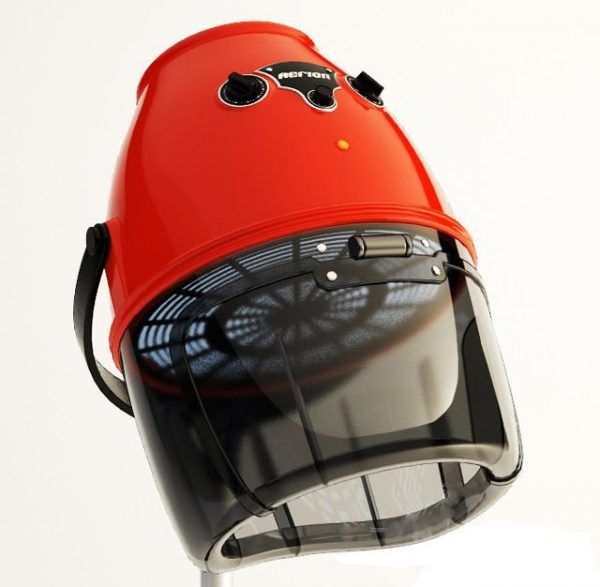 009-3d Models-Beauty-Hair Dryer