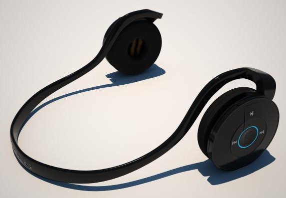 009-3d Models-Technology-Household Appliance-Headphones