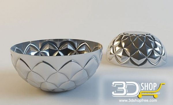 009-3d Models-Vases