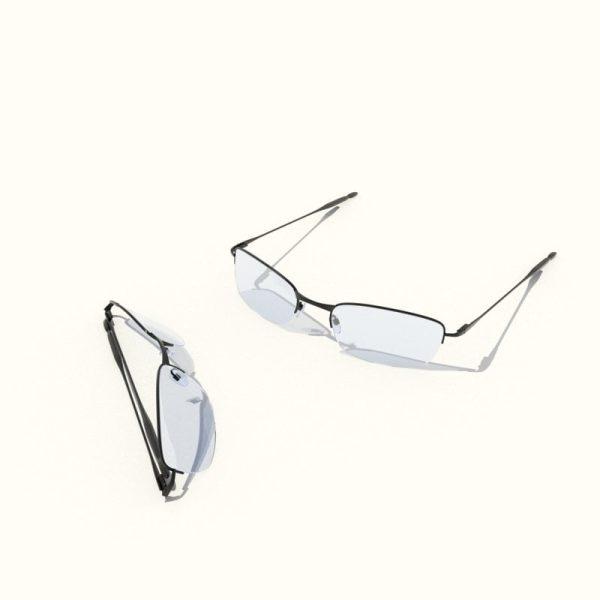 010-3d Models-Accessories-Eye-Glasses