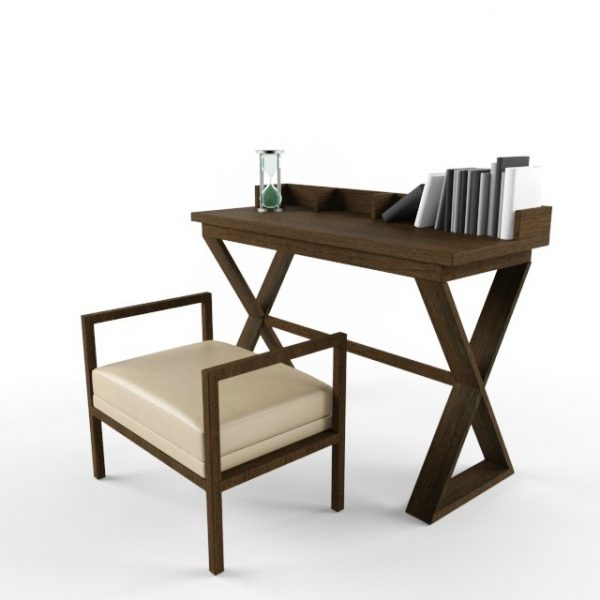 010-3d Models-Tables & Chairs