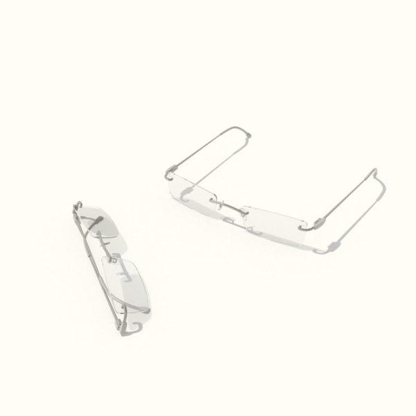 011-3d Models-Accessories-Eye-Glasses