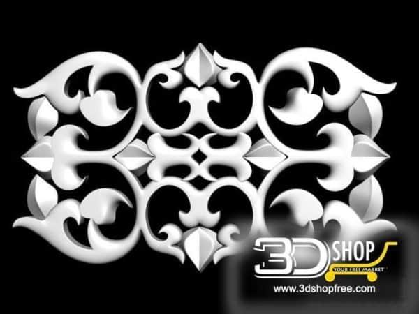 011-3d Models-Decorative Plaster