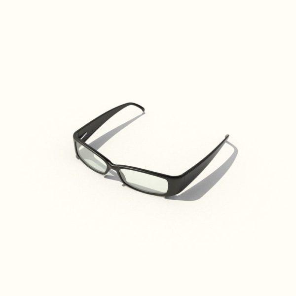 012-3d Models-Accessories-Eye-Glasses
