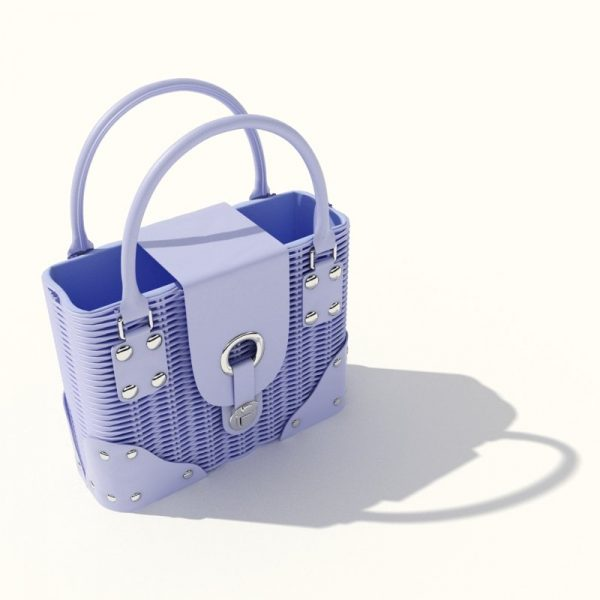 012-3d Models-Suitcases & Bags-Hanged Bag