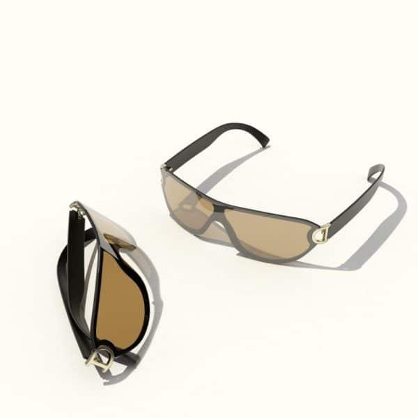 013-3d Models-Accessories-Sun-Glasses