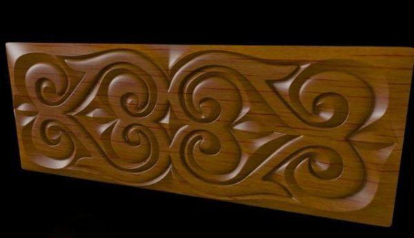 013-3d Models-Decorative Plaster