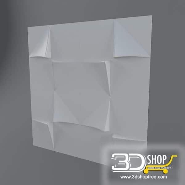014-3d Models-Decorative Plaster