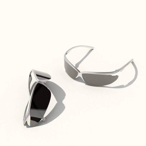 015-3d Models-Accessories-Sun-Glasses