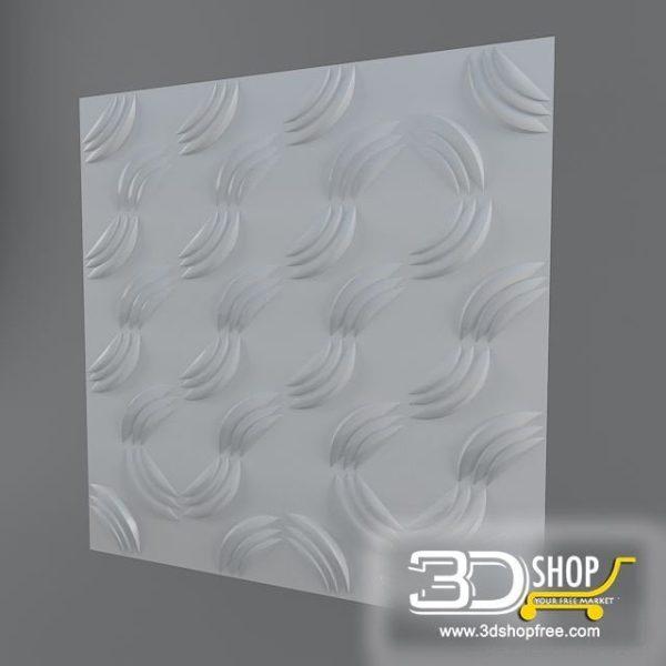 015-3d Models-Decorative Plaster