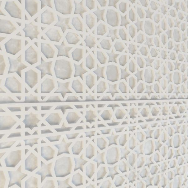 017-3d Models-Decorative Plaster