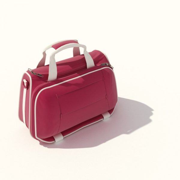 017-3d Models-Suitcases & Bags-Hanged Bag
