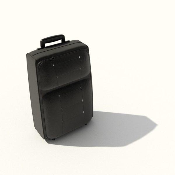 018-3d Models-Suitcases & Bags-Suitcase