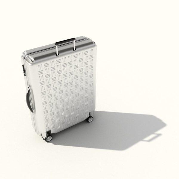 019-3d Models-Suitcases & Bags-Suitcase