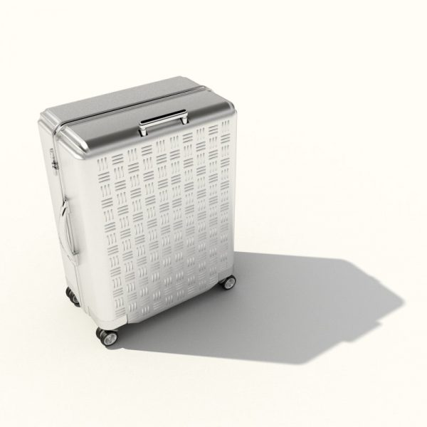 020-3d Models-Suitcases & Bags-Suitcase