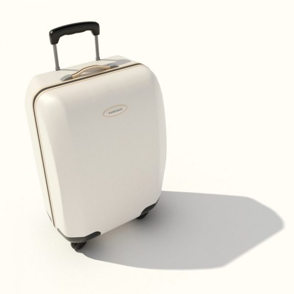 021-3d Models-Suitcases & Bags-Suitcase