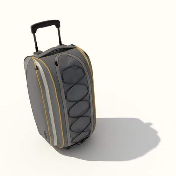 022-3d Models-Suitcases & Bags-Suitcase