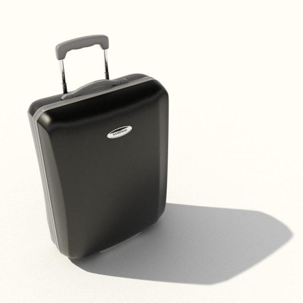 023-3d Models-Suitcases & Bags-Suitcase