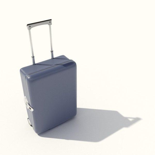 024-3d Models-Suitcases & Bags-Suitcase