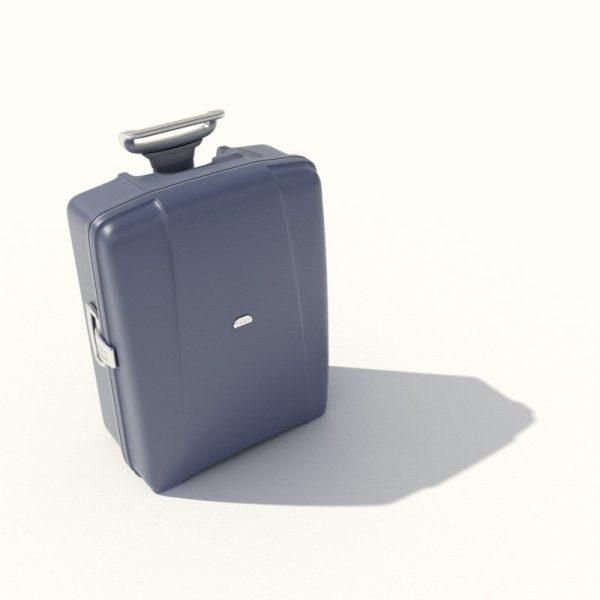 025-3d Models-Suitcases & Bags-Suitcase