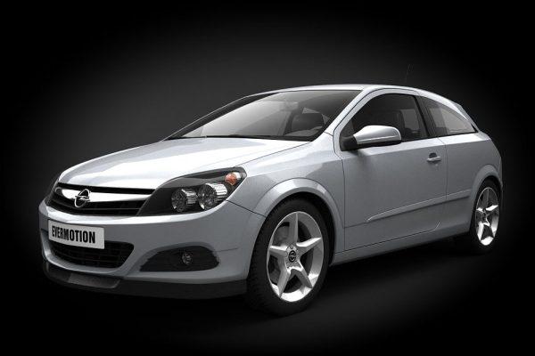 043-3d Models-Cars