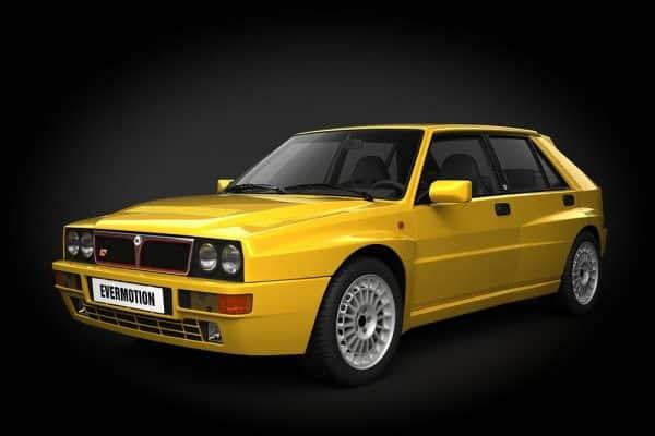 048-3d Models-Cars