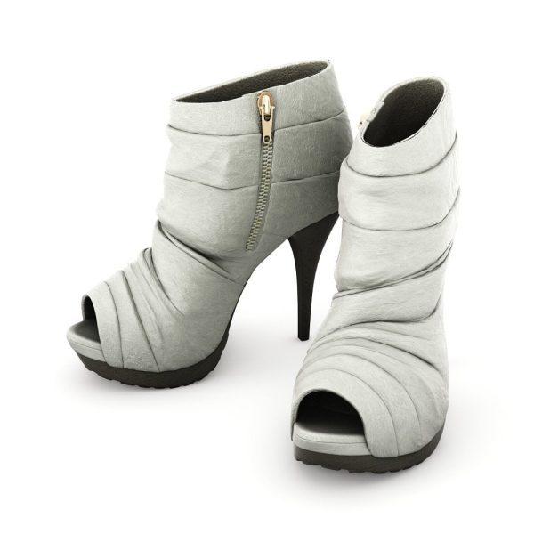 064-3d Models-Clothes-Heels