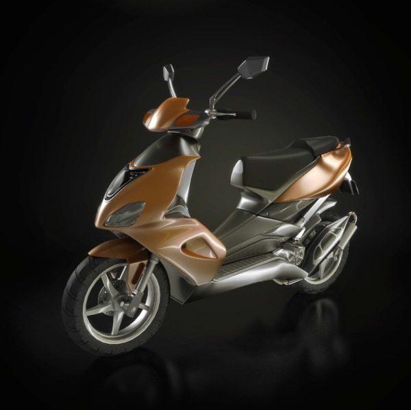 002-3d Models-Motorbikes