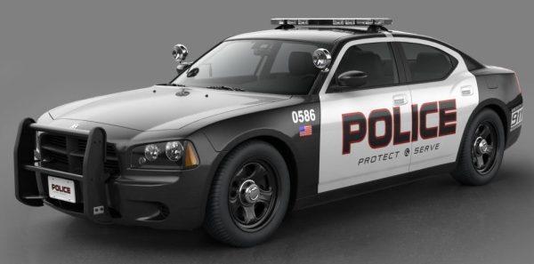004-3d Models-Vans-Police