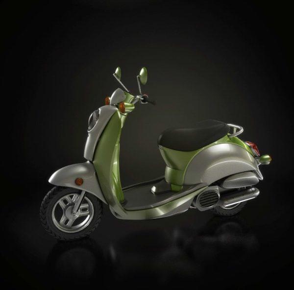 006-3d Models-Motorbikes