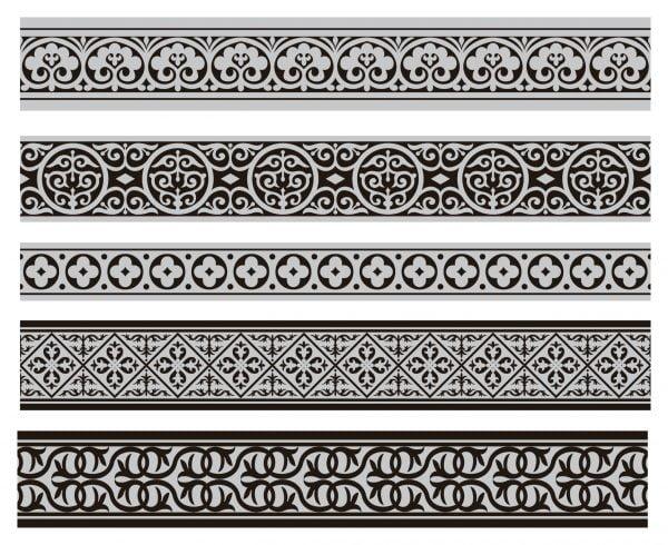 006-Byzantine-Pattern-Cad-Blocks